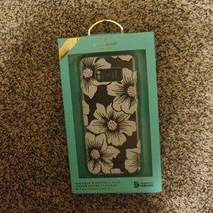 Kate Spade ♤ Samsung Galaxy S8 PLUS hardshell case